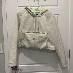 Nike | Cropped hoodie